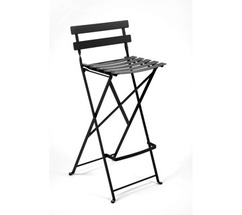 High stool Bistro Liquorice