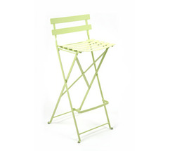 High stool Bistro Aniseed Green