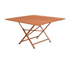 Table 130 x 130 cm Cargo Paprika