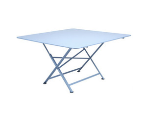 Table 130 x 130 cm Cargo Fjord Blue