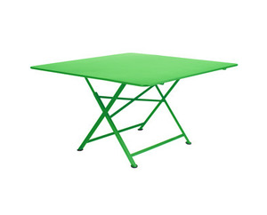Table 130 x 130 cm Cargo Grass Green