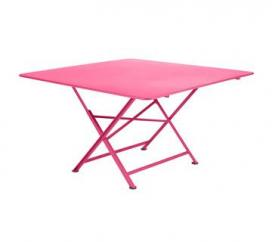Table 130 x 130 cm Cargo Fuchsia