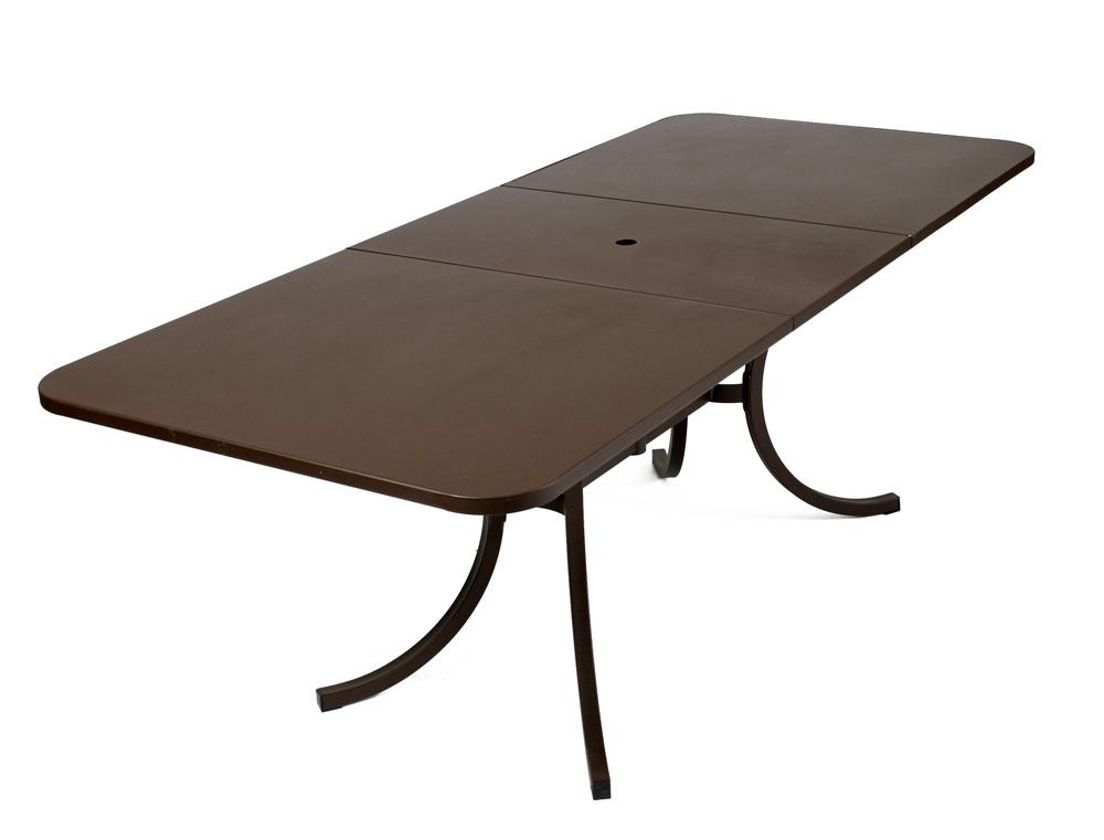 Table De Jardin Couleur Rouille ~ Jsscene.com : Des idées ...