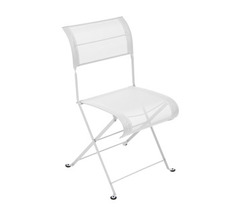 Chair Dune Cotton White