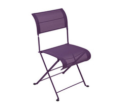 Chair Dune Aubergine
