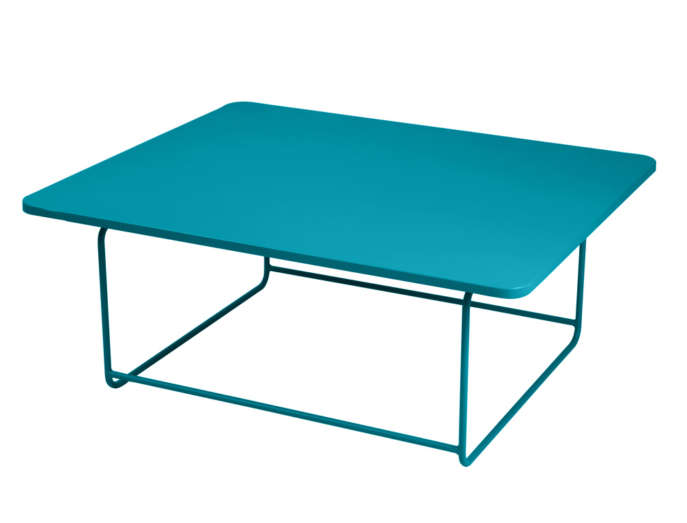 Table basse fermob Table basse personnalisee photo