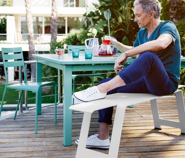 Fermob Facto Colourful Designer Metal Garden Chair