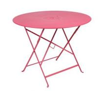 Table Ø 96 cm Fuchsia