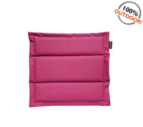 Outdoor cushion for Luxembourg seats Fuchsia