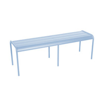 Bench 3/4 places Fjord Blue