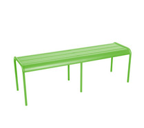 Bench 3/4 places Grass Green