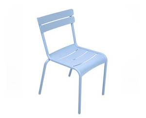 Chair Luxembourg Fjord Blue