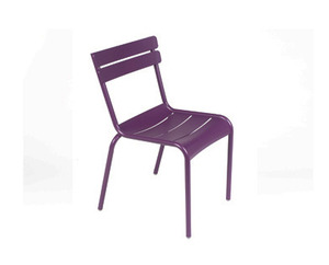 Chair Luxembourg Aubergine