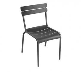 Chair Luxembourg Anthracite