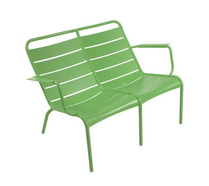 Low armchair Duo Grass Green