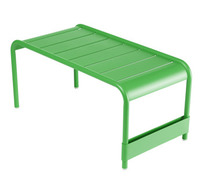 Large low table / Garden bench Grass Green
