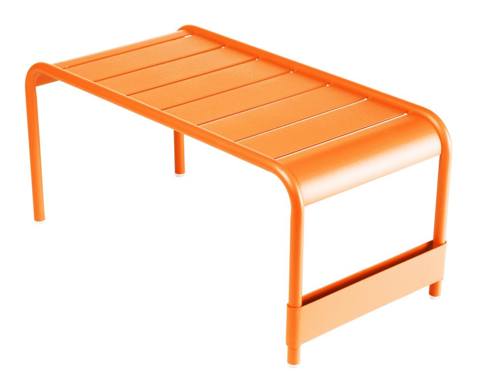 Table De Jardin Couleur Anis ~ Grande table basse Luxembourg Fermob design alu en couleurs pour l