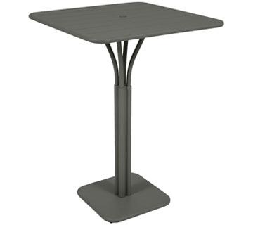 gu ridon haut luxembourg fermob table haute contemporaine. Black Bedroom Furniture Sets. Home Design Ideas
