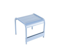 Small low table / Footrest Fjord Blue
