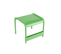 Small low table / Footrest Grass Green