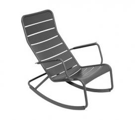 Rocking Chair Luxembourg Storm Grey