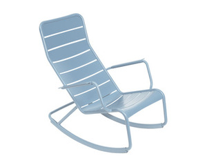 Rocking Chair Luxembourg Fjord Blue