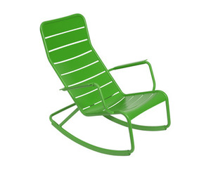 Rocking Chair Luxembourg Grass Green
