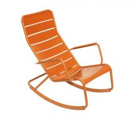 Rocking Chair Luxembourg Carrot