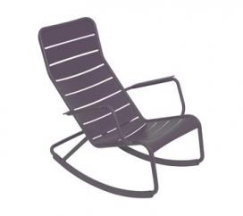 Rocking Chair Luxembourg Plum