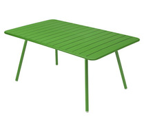 Table 165 x 100 cm Grass Green