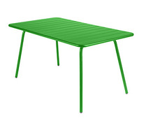 Table 80 x 143 cm Grass Green