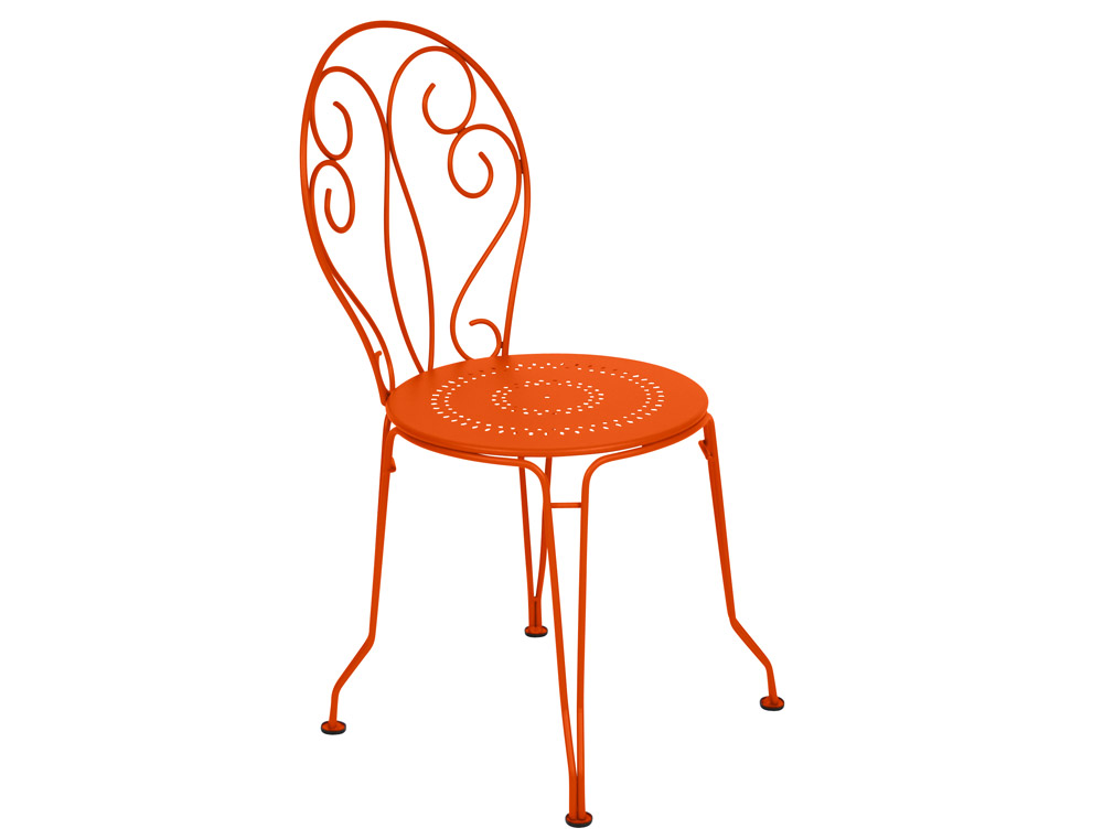 Fermob montmartre garden chair traditional colourful - Chaise bistro fermob ...