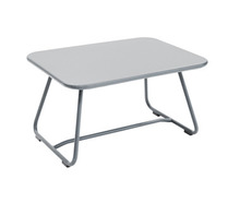 Low table Steel Grey